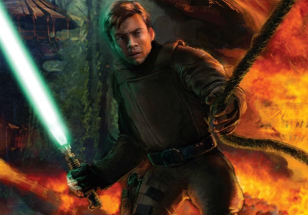 Star Wars 7 Luke