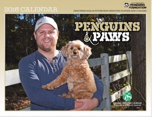 penguins and paws calendar Kessel